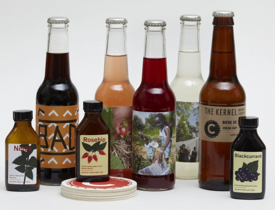 Company 2014 drinks range. Image by Jennifer Balcombe.