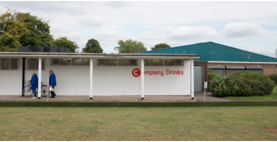 Company Drinks Pavilion,  Photo : Dominick Tyler