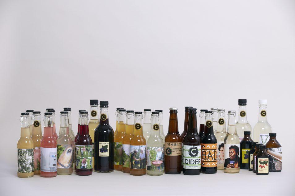 2016 Company Drinks Range. Photo by Jennifer Balcombe