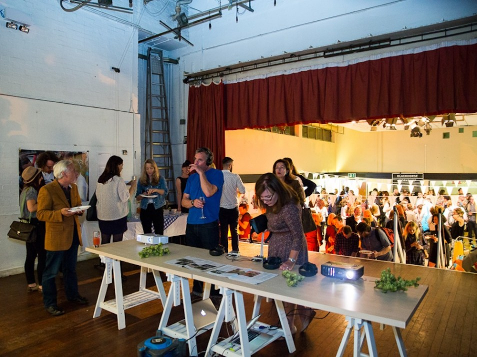 Create Summer Party 2014. Image by Emil Charlaff